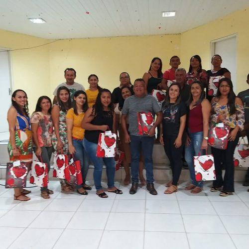 Conselheiros tutelares participam de capacitação em Caldeirão Grande do Piauí