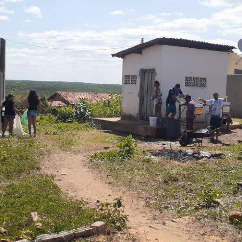 Moradores de Bocaina sofrem com falta de água e Agespisa se pronuncia sobre o problema