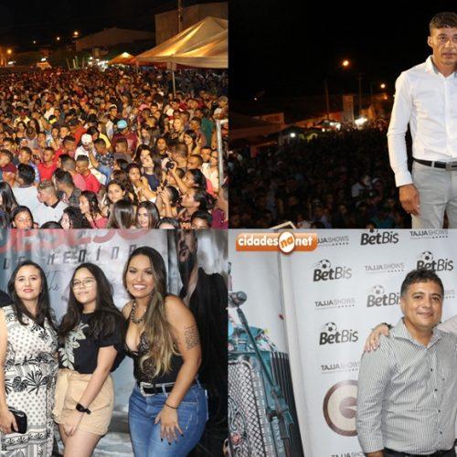 VERA MENDES 24 ANOS   Fotos dos shows com Desejo de Menina e Guilherme Dantas