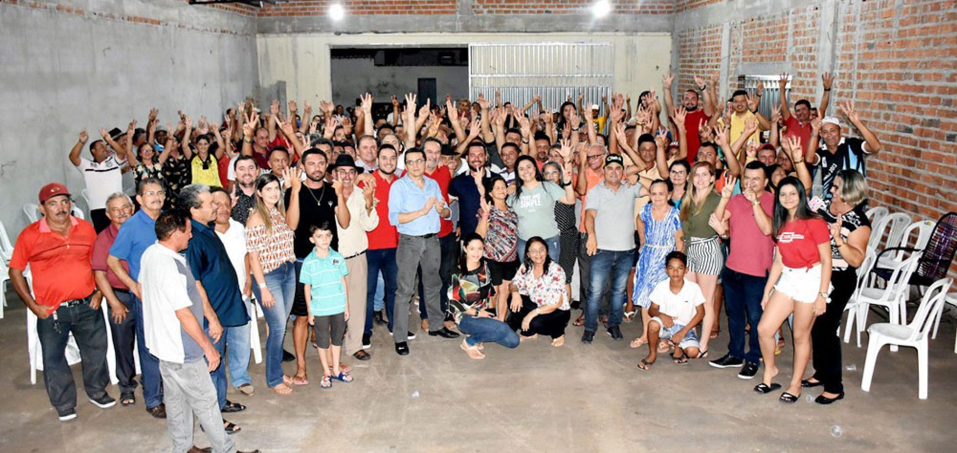 Em Alagoinha, grupo do prefeito Jorismar Rocha se reúne, recebe novas adesões e discute eleições 2020. Veja!