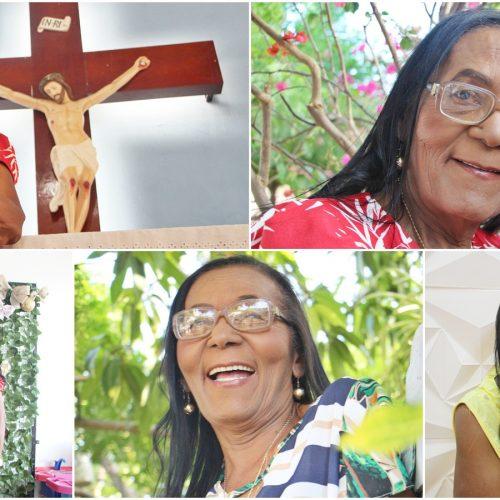 JAICÓS   Clicks do Mês conta a história de Maria Auzenir, uma jovem senhora de grande força e legado