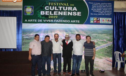 Festival de Cultura Belenense valoriza arte e tradições e reúne grande público em Belém do Piauí