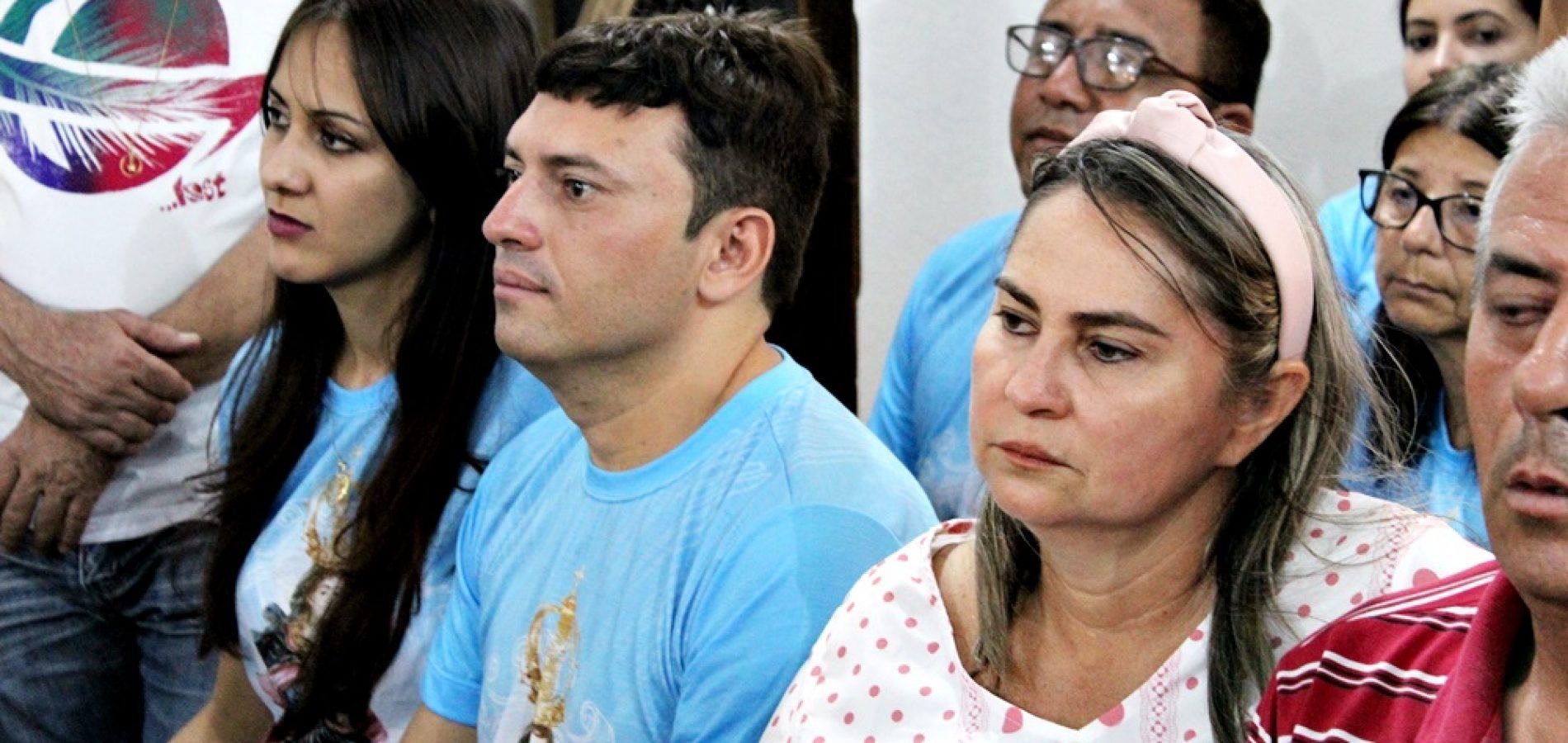 Em Bocaina, fiéis lotam igreja na 3ª noite de novena e missa do 265º festejo de N. S. da Conceição; fotos