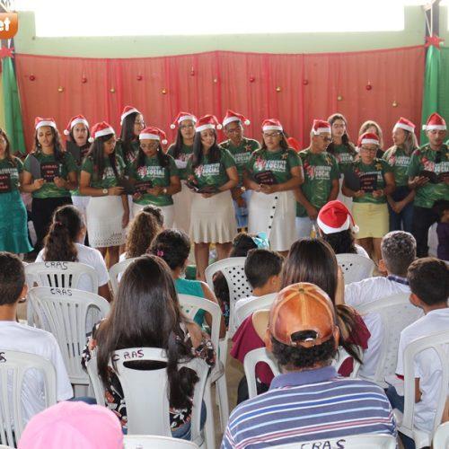 VI Circuito Social abre o 2° dia das festividades do aniversário de Vera Mendes