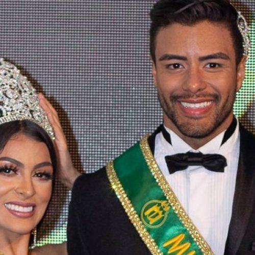 Jovem piauiense conquista o título de Mister Brasil 2019