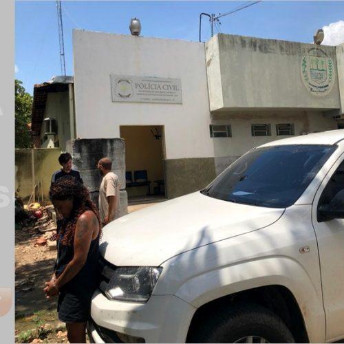 Homem é preso suspeito de se masturbar na frente de crianças na porta de escolas no Piauí