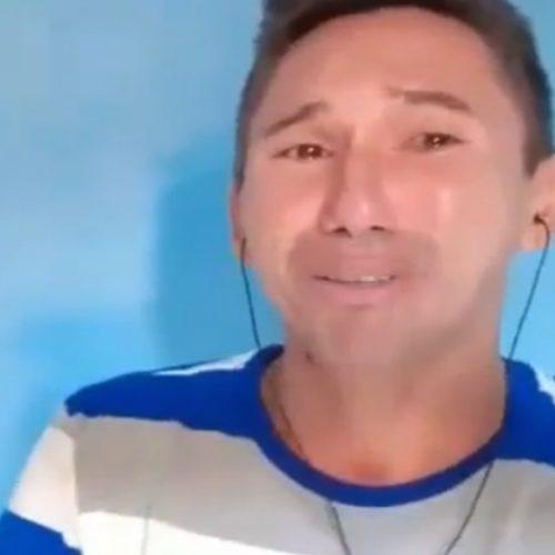 Homem sofre ameaça e implora para não ser morto por policial no Piauí; veja vídeo