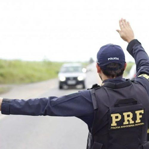 Operação intensifica fiscalização nas rodoviais federais e PRF faz novo alerta
