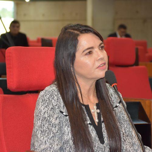 Teresa Britto apoia movimento de mobilização contra urgência para votação da Reforma da Previdência