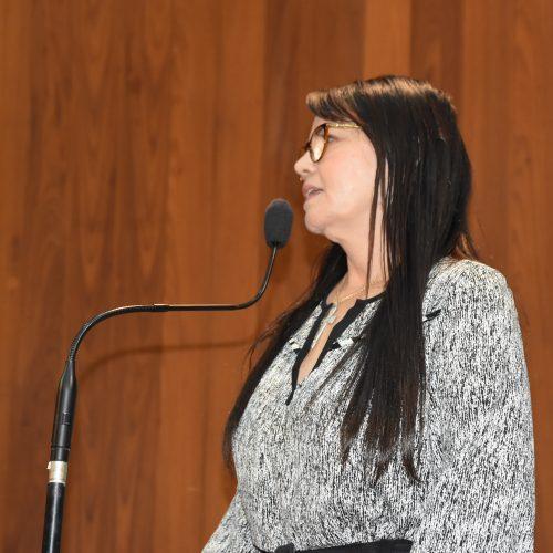 """""""A aprovação da audiência é mais uma vitória dos servidores e da oposição"""", diz Teresa Britto"""