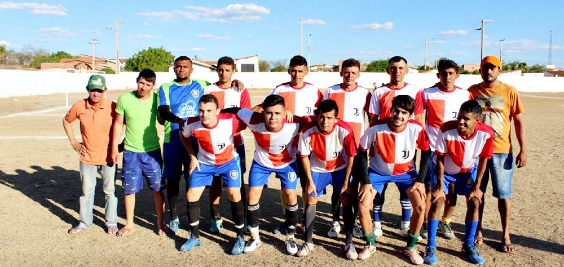 Fujona vence por 3 a 0 e garante vaga na final do Campeonato de Futebol de São Julião