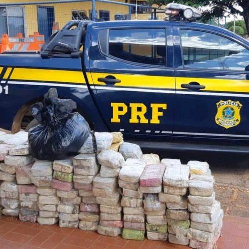 Apreensão de cocaína nas BRs do Piauí cresceu quase 1000%