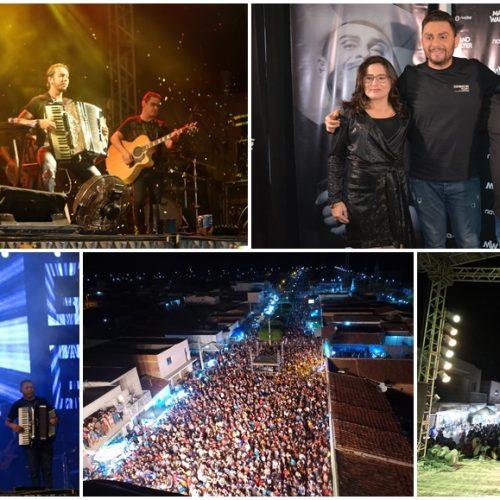Veja fotos da festa do 24º aniversário de Belém do Piauí