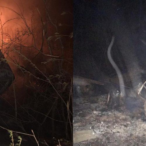 Caminhão carregado de combustível explode e motorista morre carbonizado na BR-222
