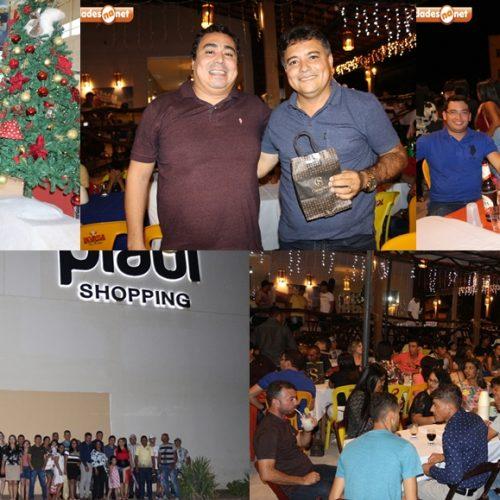 Saúde de Vera Mendes promove confraternização com servidores em Picos