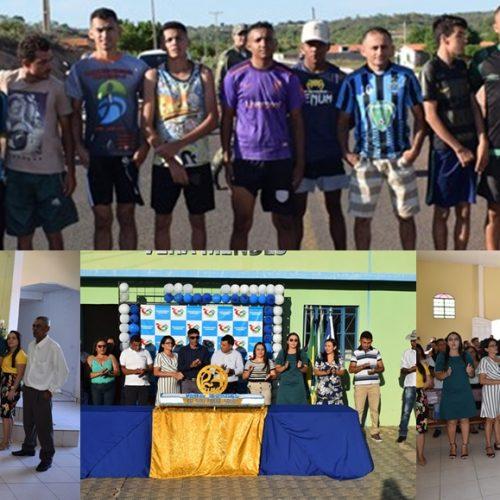 VERA MENDES 24 ANOS   Fotos de atividades cívicas, esportivas e religiosa