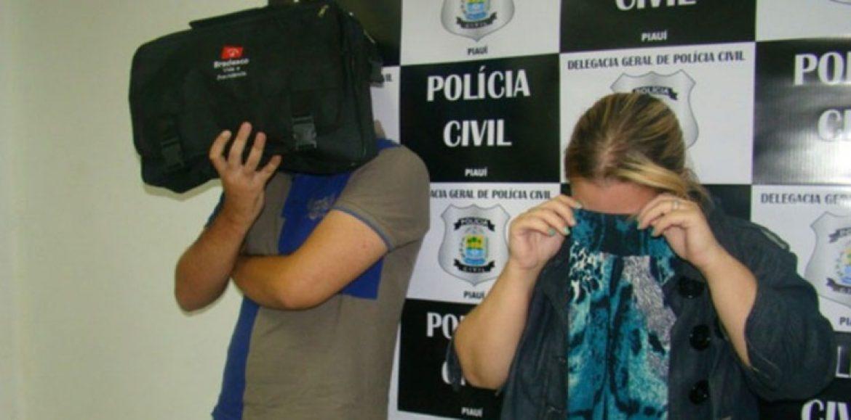 Casal acusado por aplicar golpe em formandos de Picos é condenado a 12 anos de prisão