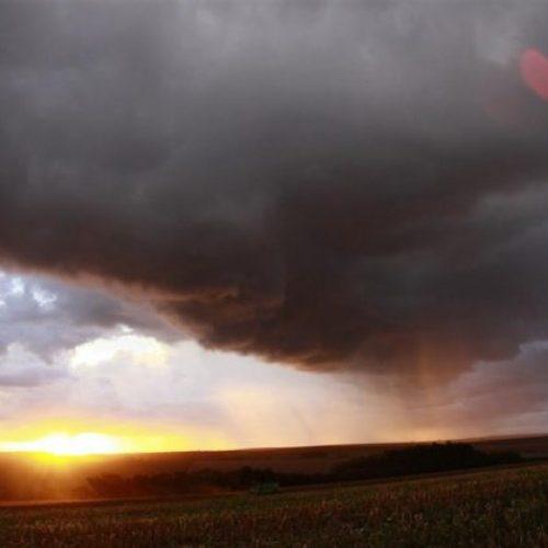Oitenta cidades do Sul do Piauí tem alerta para chuva intensa e rajadas de até 100 k/h. Veja quais!
