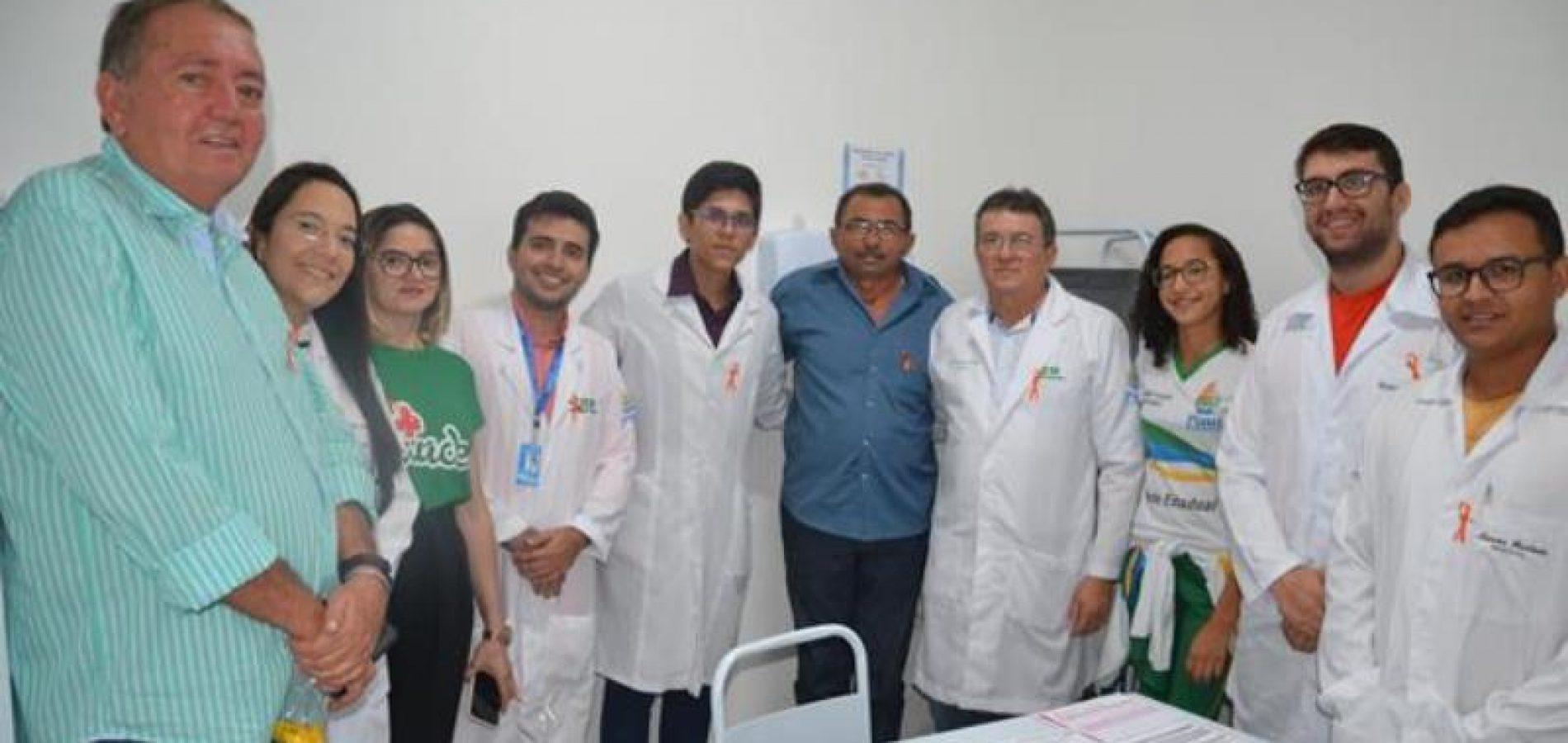DEZEMBRO LARANJA | Saúde de Picos inicia campanha de prevenção ao câncer de pele