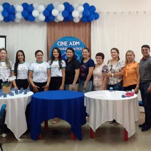 """Alunos do curso de Administração realizam """"II Seminário temático da UAPI"""" em Caldeirão Grande do Piauí"""