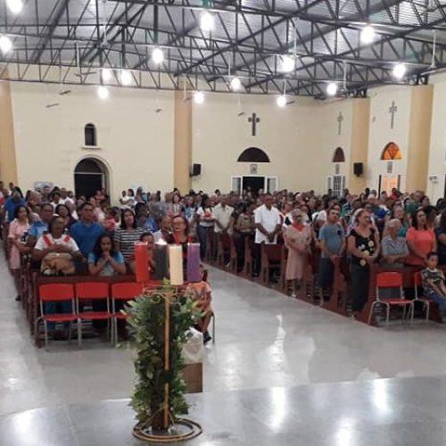7ª noite do festejo de Nossa Senhora da Conceição reúne grande público em Ipiranga do Piauí
