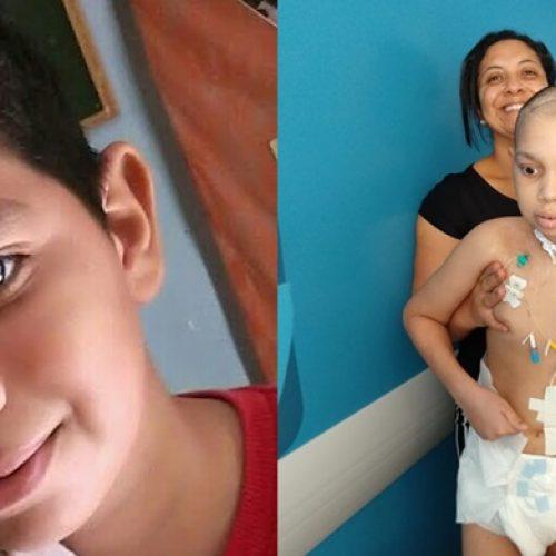 Família promove rifa para ajudar no tratamento de adolescente com tumor no cérebro no PI