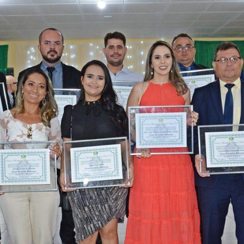 FOTOS | Sessão Solene de entrega da Títulos de Cidadania em Belém do Piauí
