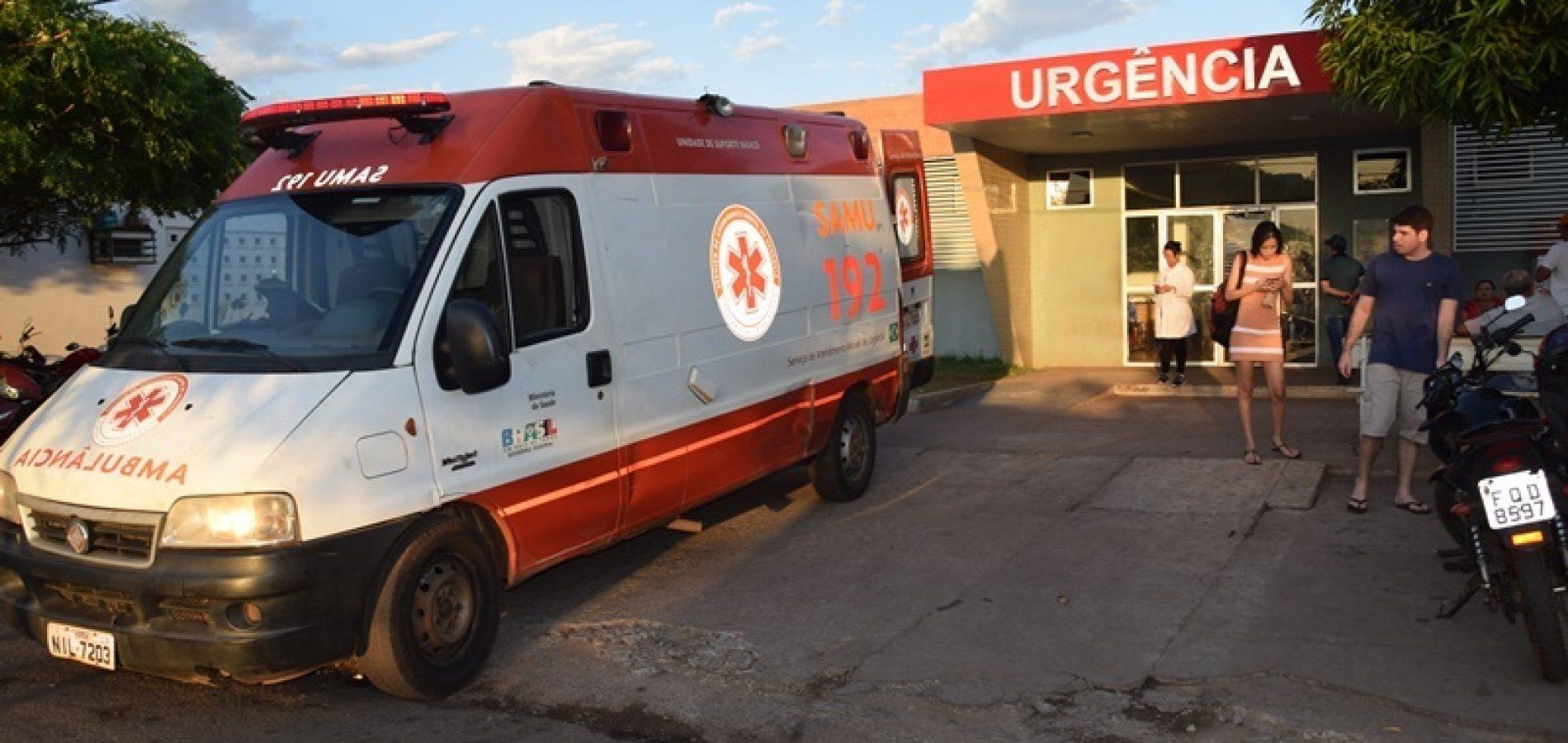 Gestores da Sesapi e Fepiserh visitam hospital de Picos após viralização de vídeo