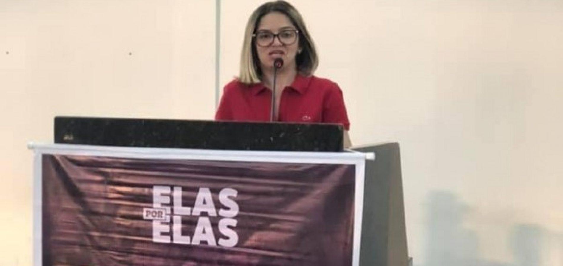 Mulheres do PT defendem pré-candidatura de Maria Santana à prefeitura de Picos