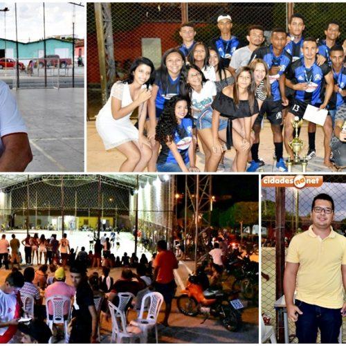 Torneio de Futsal abre a programação do aniversário de 24 anos de Francisco Macedo