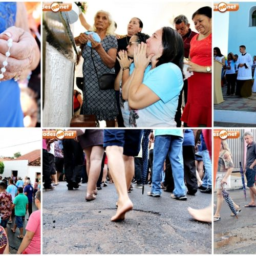 Missa e procissão encerram o 265º festejo de Nossa Senhora da Conceição em Bocaina; veja fotos