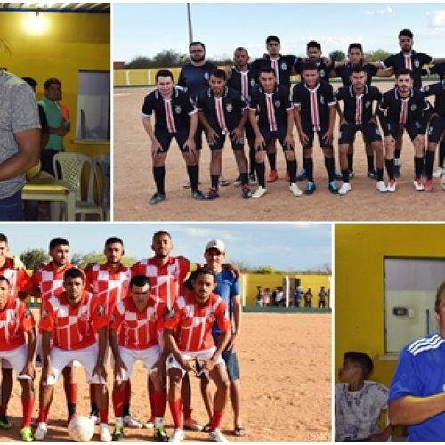 TDS e Carquejo são os grandes finalistas do Campeonato Municipal de Belém do Piauí