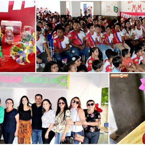 Saúde e Educação de Alegrete realizam exposição de encerramento do projeto 'Enfrentando o Aedes Aegypti'