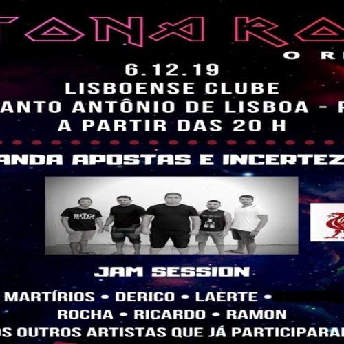 Detona Rock será realizado nesta sexta-feira (06) em Santo Antônio de Lisboa. Veja!