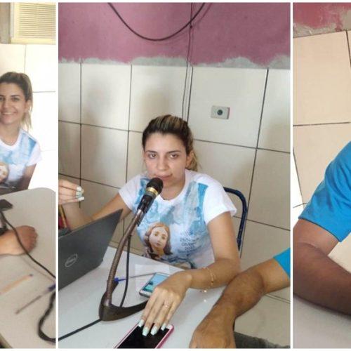Secretaria de Saúde de São Julião promove debate em programa de rádio sobre DST´s