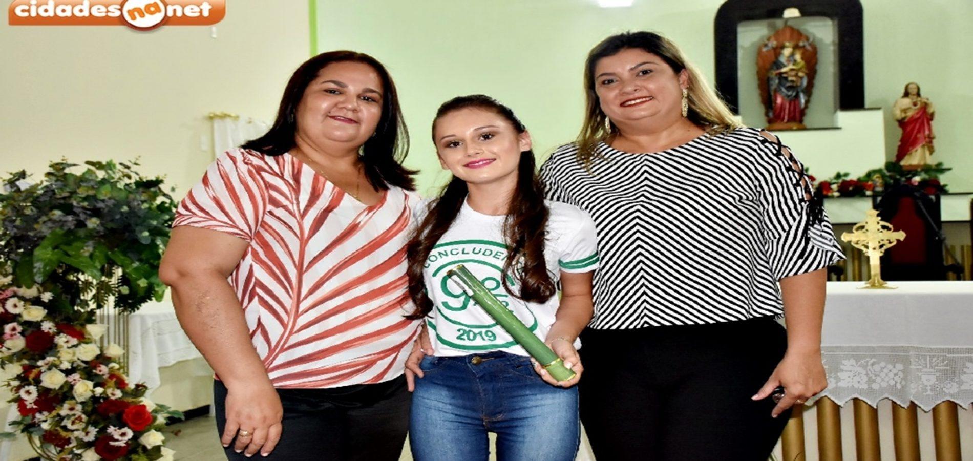 Estudante de Fronteiras é condecorada com Menção Honrosa na 15ª OBMEP