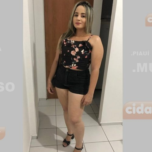 Amigos lamentam morte da estudante de Monsenhor Hipólito, Miriorrany Rodrigues