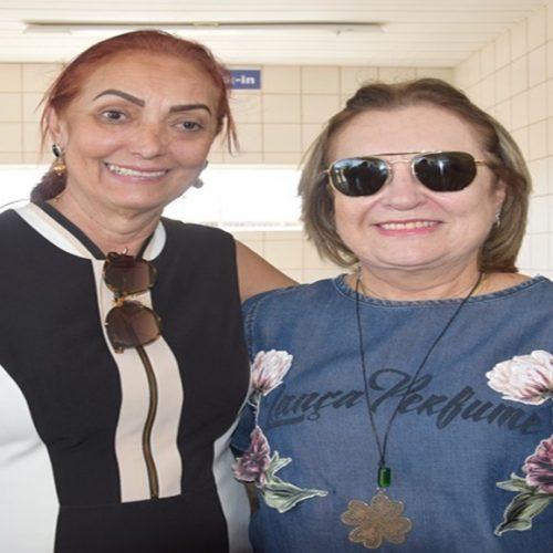 Prefeita Maria José solicita melhorias para Fronteiras durante visita de W.Dias em Picos