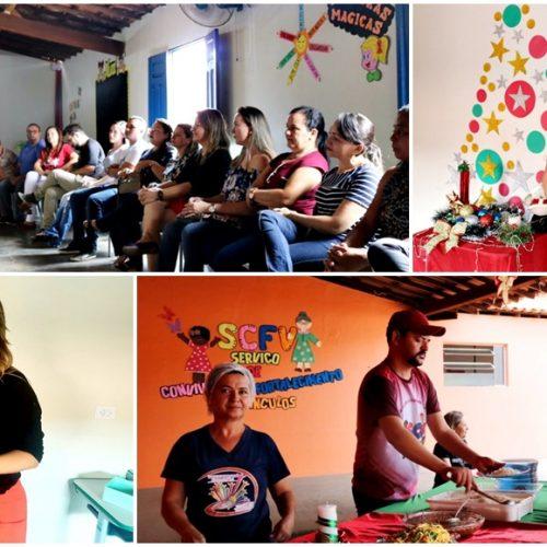 Assistência Social de Santana do Piauí promove confraternização com servidores e conselheiros
