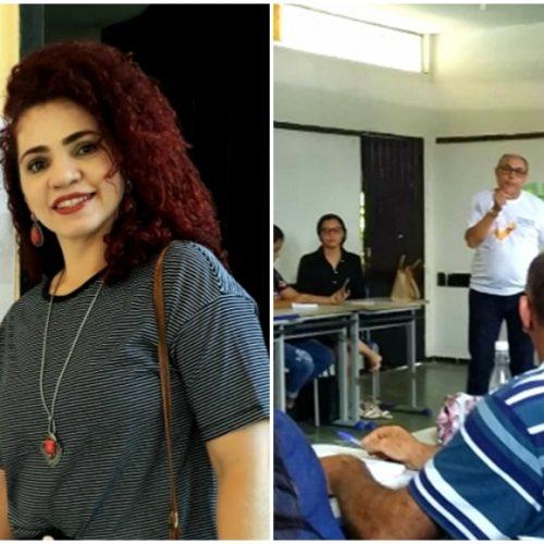 Técnica em Ensino de Santana participa da 2ª Formação do Currículo do Piauí
