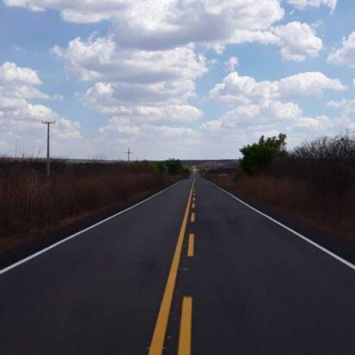 Governador inaugura rodovia que liga Itainópolis a Picos neste sábado (21)