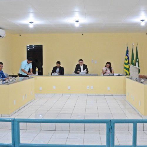 Câmara de Belém do Piauí vota projetos sobre fiscalização do trânsito e poluição sonora