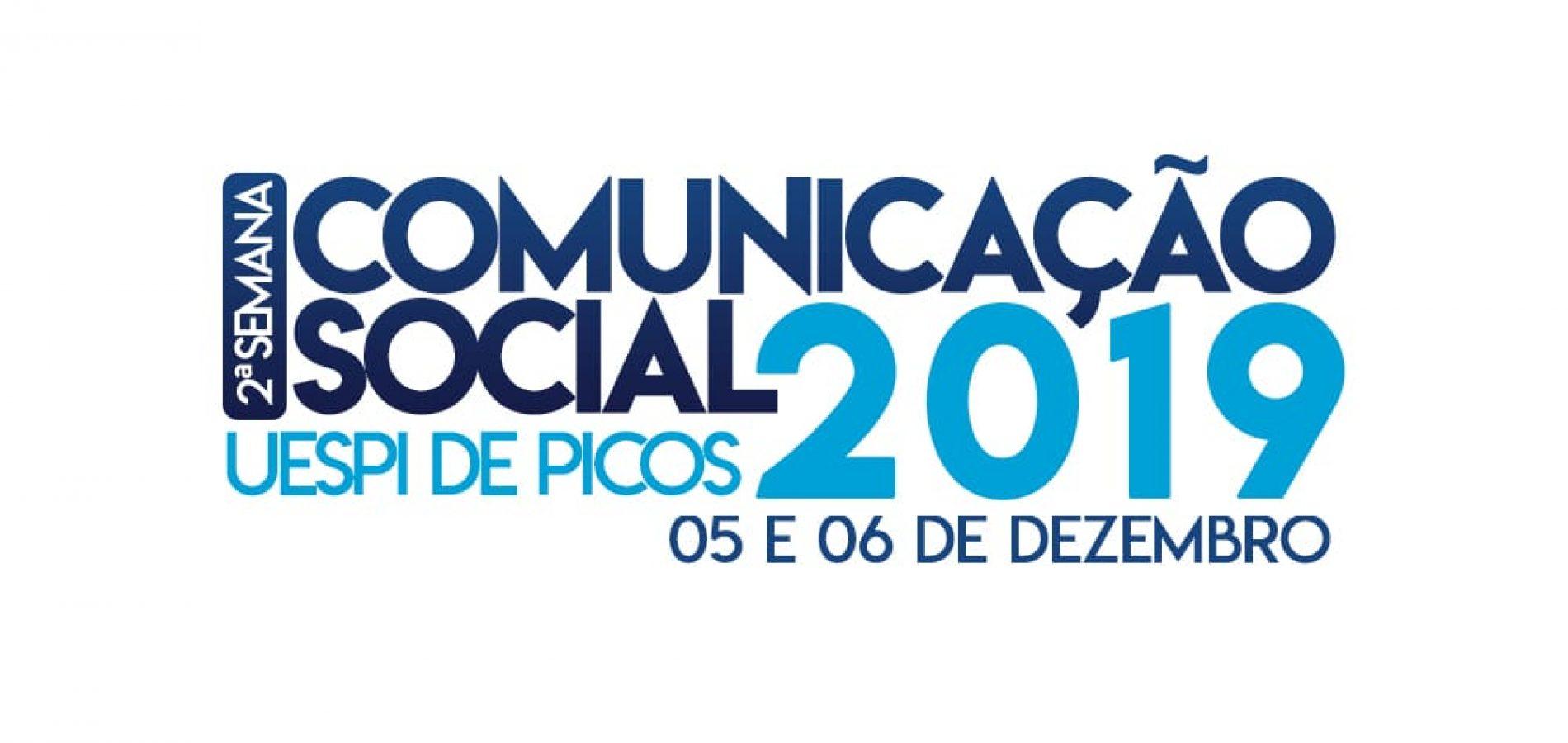 Curso de Jornalismo inicia II Semana de Comunicação Social da Uespi de Picos