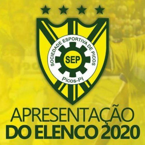 PICOS | Direção da SEP apresenta elenco para Piauiense 2020 nesta quarta (18)