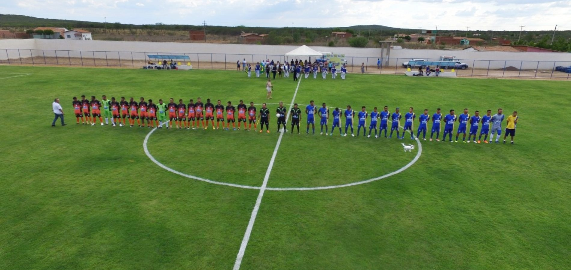 CARIDADE | Estádio recebe a primeira competição oficial; Campeonato é aberto com 13 times e R$ 10 mil de premiação