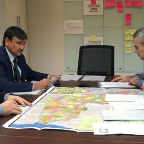 Governador trata com a Air BP sobre projetos para produção de biodiesel no Piauí