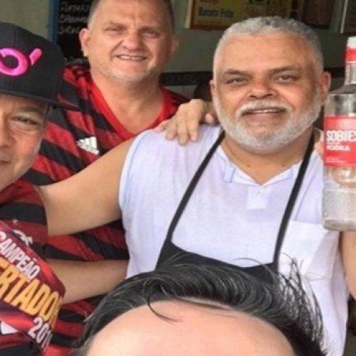 Torcedores do Flamengo dão até o sangue para driblar o trabalho na estreia do Mundial