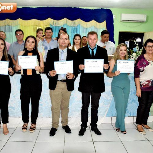 SÃO JULIÃO | Gestão de Dr. Jonas e CMDCA empossam novos conselheiros tutelares. Veja como foi!
