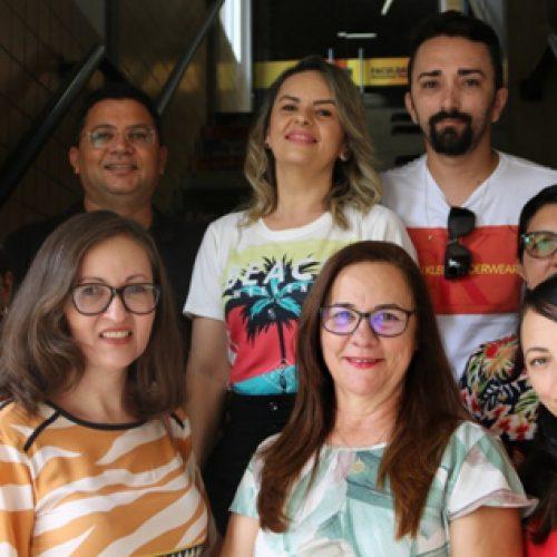 Educadores e colaboradores da Assistência Social de Santana participam da Jornada Pedagógica do IMH