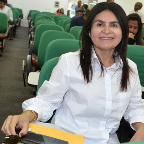 PIO IX   Prefeita Regina participa de reunião e cobra repasse do cofinanciamento da Saúde na APPM